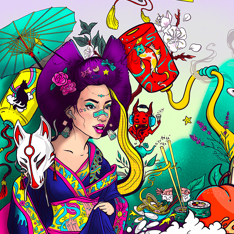 Velvet Geisha